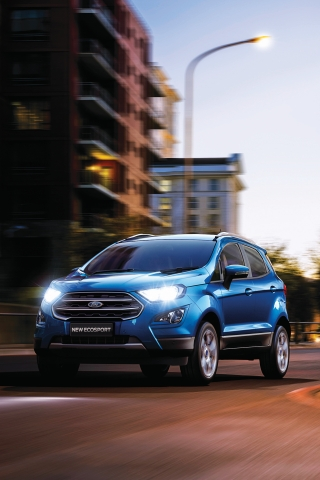 Ford Ecosport: conçu pour la jungle urbaine