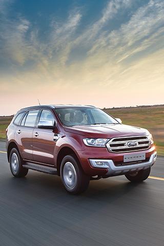 Ford Everest: Un SUV sensationnel